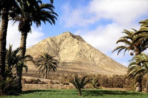 Fuerteventura monte Tindaya
