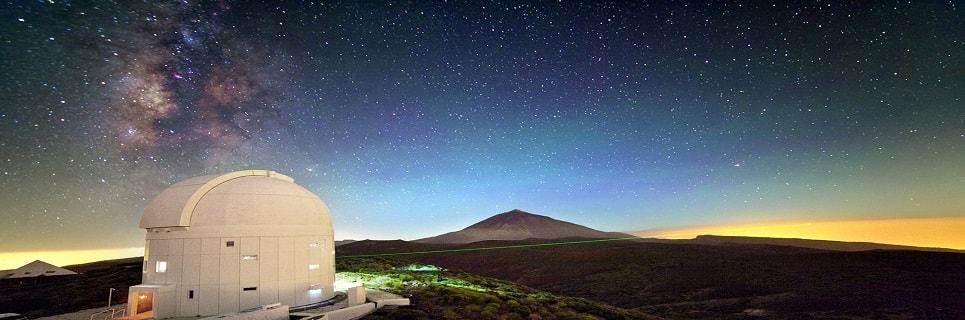 La Palma Osservatorio Roche de los Muchachos