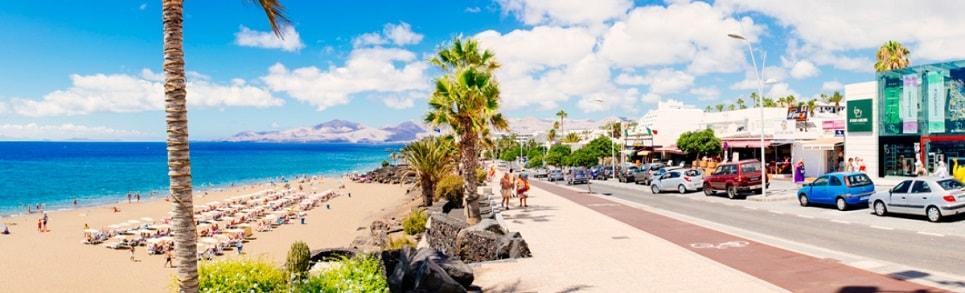 Lanzarote Puerto del Carmen