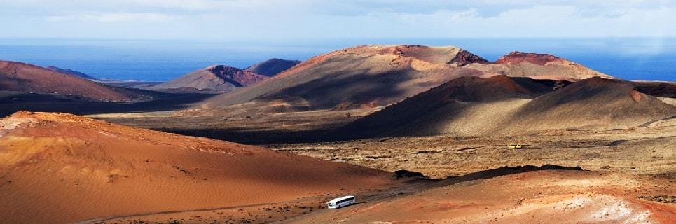 Lanzarote Timanfaya Nationa Park