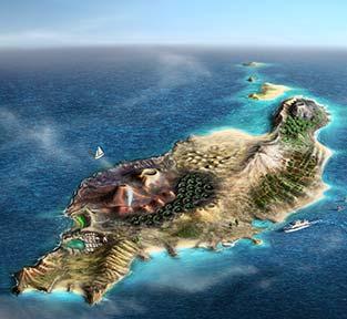 Lanzarote mappa