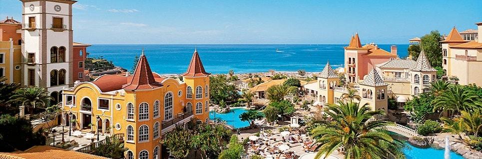 Tenerife - La lussuosa Baia de Duque sulla Costa Adeje