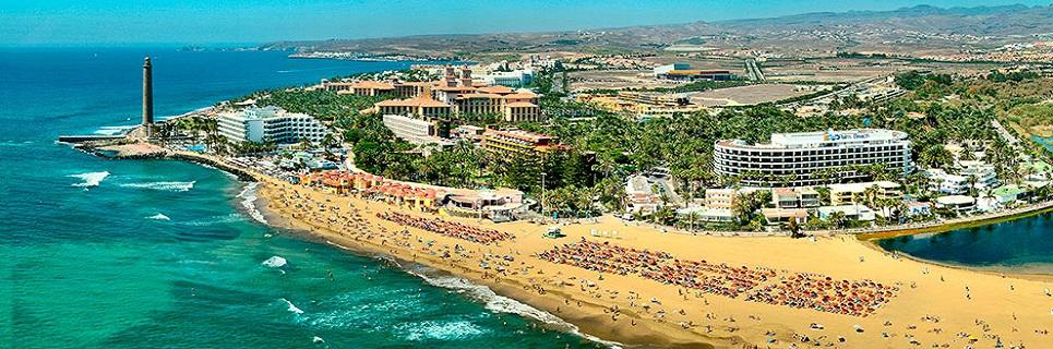 Gran Canaria spiaggia di Maspalomas