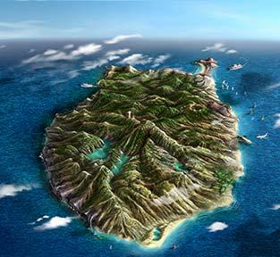 Gran Canaria mappa